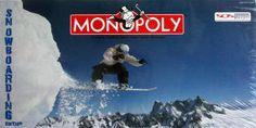 Monopoly Snowboarding