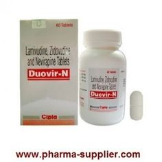 Duovir-N (Lamivudine 150mg, Zidovudine 300 mg and Nevirapine 200mg Tablets) | pharma supplier | Scoop.it
