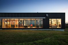 Hau Nui House | Tennent Brown Architects
