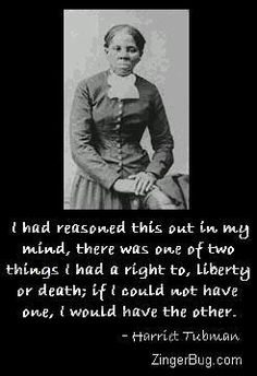 Harriet Tubman is famous because she led hundreds of slaves to freedom along the Underground Railroad, a secret network of safe houses where runaway slaves could stay on their journey north to freedom.