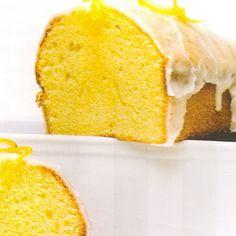 Υγρό κέικ λεμονιού Sweets Recipes, Cake Recipes, Greek Recipes, Yummy Cakes, Cornbread, Vanilla Cake, Deserts, Easy Meals, Lemon
