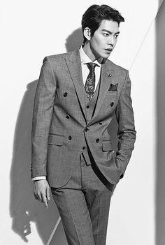 Kim Woo Bin (김우빈) for Sieg Fahrenheit