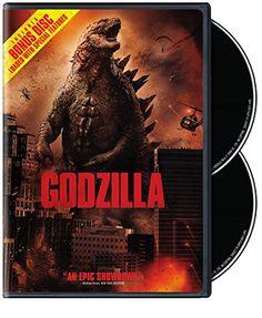 Godzilla (DVD RENTAL) ~9/16/2014