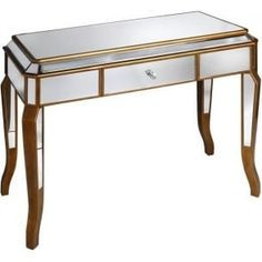 Modena Mirrored Dressing Table