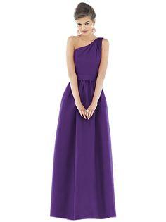 Alfred Sung Style D529 http://www.dessy.com/dresses/bridesmaid/d529/?color=Burnt%20Orange&colorid=1265#.Ui5k8Raffw4