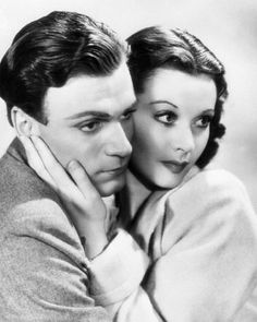 """In honor of St. Valentine's Day, here's Laurence Olivier and Vivien Leigh, 1937 Olivier said: """"I couldn't help myself with Vivien. No man could… This wasn't just out of lust. This was love that I..."""