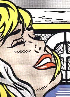 """Képtalálat a következőre: """"roy lichtenstein egy hajö"""""""