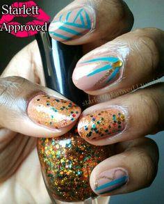 fantastic nail art.