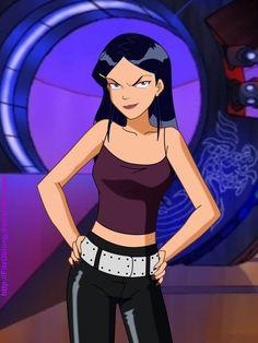 Mandy by FitzOblong Cartoon Icons, Girl Cartoon, Cartoon Styles, Cartoon Characters, Cartoon Quotes, 2000s Cartoons, Spy Outfit, Spy Girl, Cartoon Outfits
