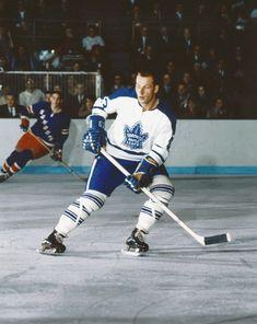 Eddie Shack - Toronto Maple Leafs - NHL Hockey Pictures & Autographs
