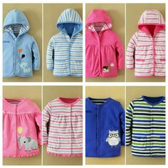 MOM AND BAB AUTUMN 2014 2SIDES JACKET SIZE 6M 9M 12M 18M 24M 3T