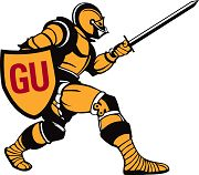 Golden Knights, Gannon University (Erie, Pennsylvania) Div II, Pennsylvania State Athletic Conference #GoldenKnights #Erie #NCAA (L7595)