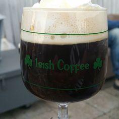 Wat een straf!!! #irishcoffee