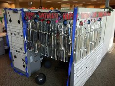 Wonderous Birthday cubicle decorations from my @ForeSeeResults Usability colleagues / pranksters ;-) by jcr0, via Flickr