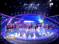 'We Are The World'   Sponsored links: 25 children from the Romanian talent show 'NextStar' with a moving performance of 'We Are The World' - originally written by Lionel Richie and Michael Jackson.