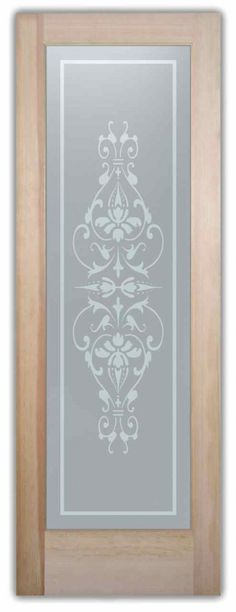1000 images about frosted sticker designs on pinterest - Interior doors with privacy glass ...