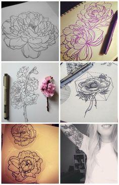 Mes inspirations tatouage #5 - Odieusement Belles
