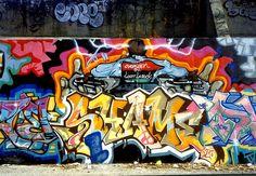 Even KRS got down. Graffiti Piece, Graffiti Drawing, Graffiti Murals, Street Art Graffiti, Mural Art, Graffiti Artists, Graffiti Alphabet, Graffiti Lettering, Lettering Ideas