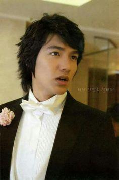 Lee Min Ho  as Gu Jun Pyo in Boys Over Flowers
