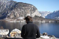 Road Trip en Autriche - Découvrez un itinéraire entre villes en montagnes d'Est en Ouest de l'Autriche. 10 jours de road trip, photos et bonnes adresses pour voyager en Autriche ! Ici une petite pause à Hallstatt ! #vienne #vienna #wien #autriche #bonnesadresses #austria #cityguide #travel #hallstatt