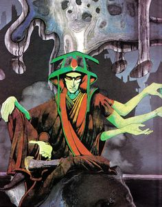 Roger Dean for Greenslade