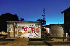 Museu do Pão – Moinho Colognese / Brasil Arquitetura