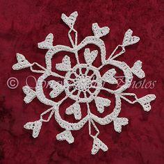 Ravelry: Century II Snowflake pattern by Deborah Atkinson