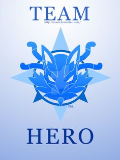 Team HERO Pokemon Go by Zxack on DeviantArt