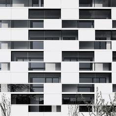 EQUITONE facade panels: Simply 11 Delugan Meissl AA