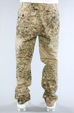 Publish The Rickory Pants in Signature Camo   Karmaloop.com - Global  Concrete Culture Twill 5bfa5984ea81