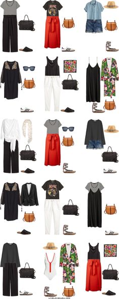 Sydney, Australia in December. What to Wear: Outfit Options 1 - livelovesara