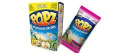 Pipocas de micro-ondas Popz com mais sabores | ShoppingSpirit
