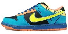 Nike Dunk SB - Skate or Die