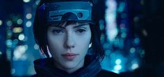 Watch the official movie trailer for the live-action thriller Ghost in the Shell, starring Scarlett Johansson.