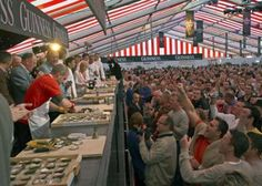 Clarenbridge Oyster Festival Ireland Scott would really love this festival! OYSTERS!!!