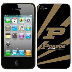 Purdue Boilermakers iPhone 4 / 4S Case