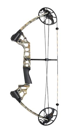 The all-new Craze is a grand slam in bow design. No other bow on the market can brag over 40 lbs. of weight adjustment. This bow truly lives up to the hype of its name with parallel limbs, a highly-adjustable dual-cam system, a compact riser and a mere 3.6 pound of mass weight. Dig into the stats, and you'll be even more impressed: up to 70 lbs of power, 80% let off and an ample 306 fps…all for under $300!!