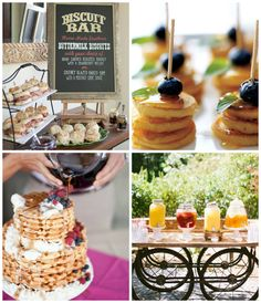Daytime Jazz Brunch Reception.  @Mandy Dewey Seasons Bridal  #TrendsWeLove #LuxBride