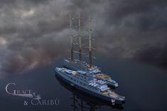 Explorer Yacht, Expedition Yachts, Yacht Design, Super Yachts, Catamaran, Cruises, Godzilla, Boats, Sailing