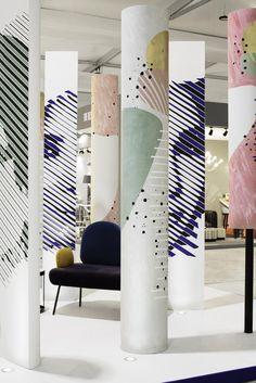 UAE's thriving creative scene catapults Dubai Design Week onto a global stage Bühnen Design, Store Design, Wall Design, Design Ideas, Design Case, Creative Design, Creative Ideas, Inspiration Wand, Interior Inspiration