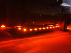 pick+up+trucks+with+chicken+lights | ... share a few pics of my truck . Some of the LED work I did on it