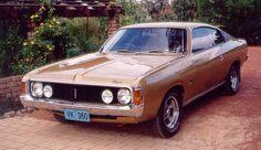 1975-1976 VK Charger Chrysler Charger, Dodge Chrysler, Australian Muscle Cars, Aussie Muscle Cars, Chrysler Valiant, Big Girl Toys, Monkey Garage, Chrysler New Yorker, Drag Cars