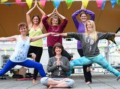 Yoga at the Studio Zone on The Moor, ZestiFAL 2015