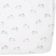 Nursery - Bedding - Crib Sheets - Page 6 - Spearmint Ventures, LLC Bunny Nursery, Girl Nursery, Spearmint Baby, Baby Crib Sheets, Tiny Bunny, Toddler Themes, Little Unicorn, Before Baby, Nursery Neutral