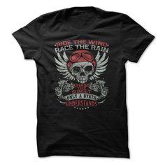 Only a biker understands T-Shirts, Hoodies. SHOPPING NOW ==► https://www.sunfrog.com/LifeStyle/Only-a-biker-understands-56444778-Guys.html?id=41382