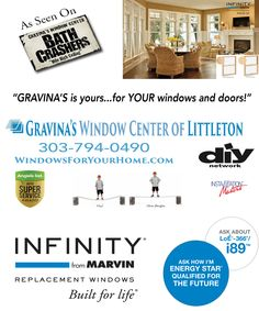 gravinas window center littleton, diy network, bath crashers, denver, gravina window and siding