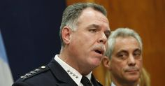 (The same ole short-sighted argument) Ex-Chicago top cop blames city's spike in violence on politicians