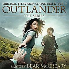 Outlander: The Series Original Television Soundtrack Vol. 1 on by Bear McCrearyThe Outlander television series on Starz, executive produced by Ronald The Skye Boat Song, Outlander, Bear Mccreary, Soundtrack, Starz, New Movies, Mccreary, Tv Series, Outlander Season 1