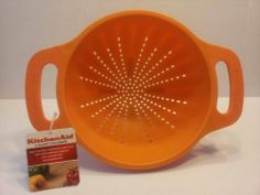 New article ( Best sale KitchenAid Tangerine Orange Soft Grip 3 Quart Colander Discount !!) has been published on Home and kitchen Appliances #Colanders, #HomeKitchen, #KitchenDining, #KitchenAid, #KitchenUtensilsGadgets, #KitchenAid, #MixerPartsAccessories, #SmallApplianceParts Follow :   http://howdoigetcheap.com/32143/best-sale-kitchenaid-tangerine-orange-soft-grip-3-quart-colander-discount/?utm_source=PN&utm_medium=pinterest&utm_campaign=SNAP%2Bfrom%2BHome+and+kitchen+A