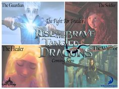 deviantART: More Like Rise of the Brave Tangled Dragons (COMPLETE) by ...